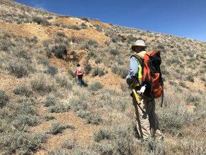 Photo courtesy of Silver Range Resources Ltd.