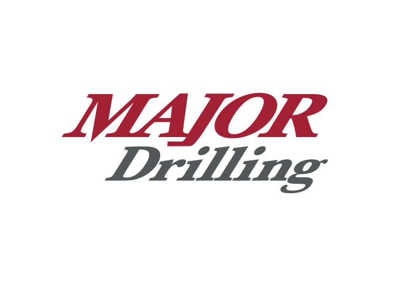 DigiGeoData - major drilling logo