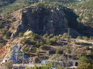 Photo courtesy of Sierra Metals