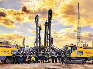 Photo courtesy of Major Drilling