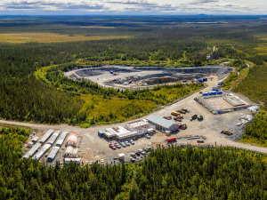 Photo courtesy of Wallbridge Mining; Source: VRIFY Technologies