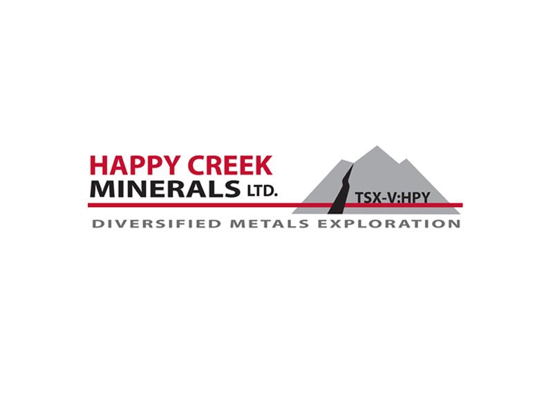 DigiGeoData - happy creek logo