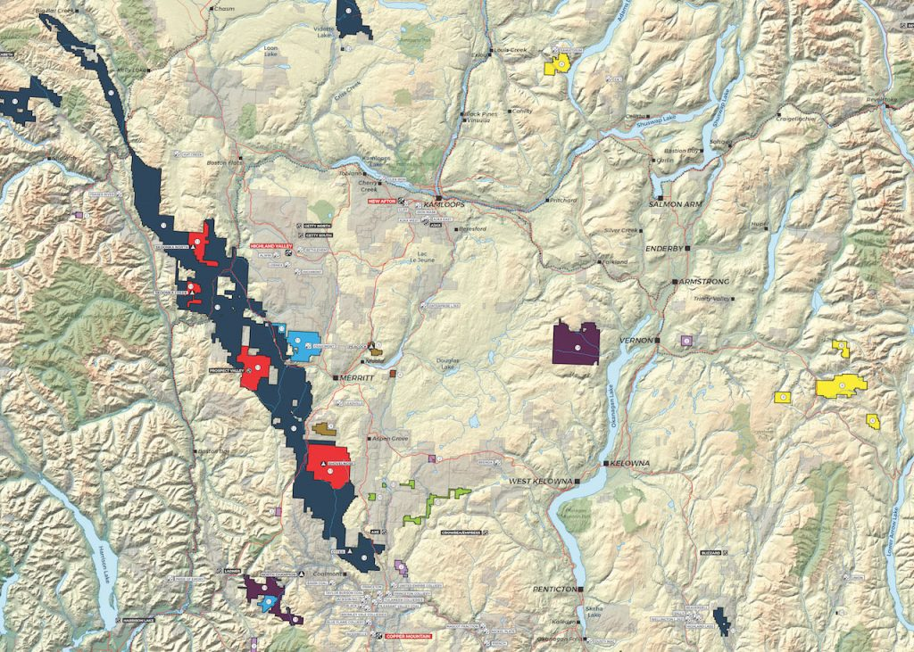 DigiGeoData - southern bc 2020 SD