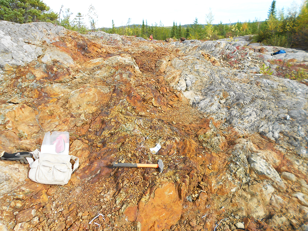 Photo Courtesy of Chibougamau Independent Mines