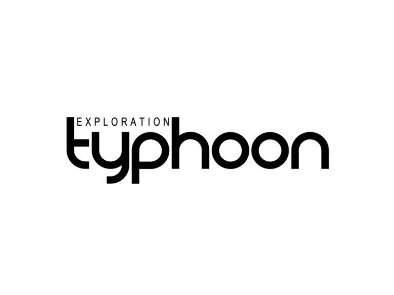 DigiGeoData - typhoon logo