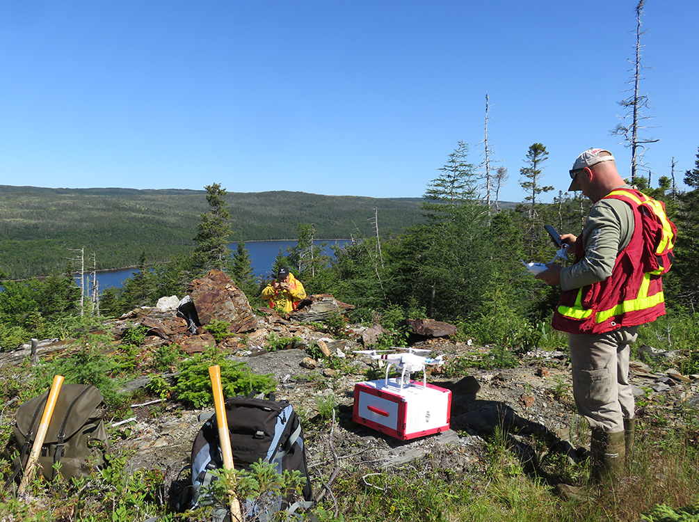 Photo Courtesy of Canstar Resources